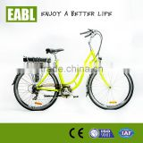 hot sale electric bike/bicycle for lady's
