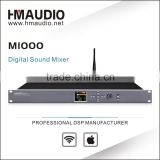 High performance digital mixer M1000 with Console+DSP Processor all in one