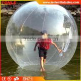 high quality inflatable human zorb walking ball/ Water Walking ball/ water walk ball dancing ball