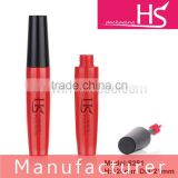 mascara container with 3D lash brush