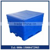rotomoulding large cooler for Storing Fish, plastic fish ice cooler with imported LLDPE material