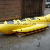 inflatable banana boat tube /floating water toy for sale