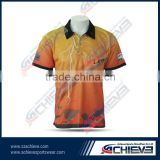 custom lawn bowl polo profession bowl Polo shirt bowl shirts
