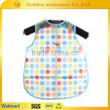 advertising Disposable baby bib plastic back bib                                                                         Quality Choice