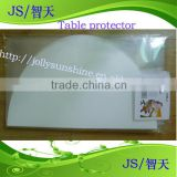table protector with custom logo, plastic sheet Table Tablet Durable table protection, Dongguan factory