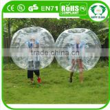 High quality PVC/TPU body inflation ball suit,bubble ball suit,inflatable fat suit