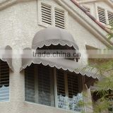 China supplier cheap polyester small window awning
