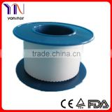 CE ISO FDA Approval 100% cotton zinc oxide adhesive plaster tape for medical use