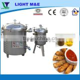 China Cheap Stainless Waste Vegetable Frying Oil Filter System