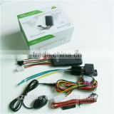 Remote cut oil or circuit anti-hijacking vehicle micro gps tracker sim card tracker tk100 gps
