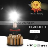 new product wholesale spare parts led headlight car 3C 880 80W 8000lu 12~32V motorcycle led head lighting led haedlight bulbs