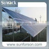 PV System 20KW Price Ground mounting solar system for Commercial Solar PV installation