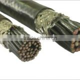 1.5mm2 2.5mm2 Flexible Steel Wire Braided SY Control Cable