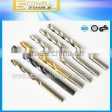 DIN338 HSS Straight Shank Twist Drill Bits Full Ground,can be used drilling metal,stainless steel