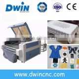 hot sale cnc laser tube glass fabric and a4 size paper cnc cutting machine price with DW1610 model