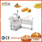 YUFENG CE Proved Automatic Horizontal Swiss Roll Cake Egg Roll Chocolate Cream Filling Machine