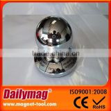 Metal ball for decision maker