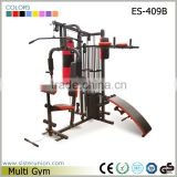 ES-409B Strength Training Fitness Equipment,Home GYM Workout Routines,home multifunction gym equipment