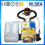 RHZYN120 2 hours Portable Positive Pressure Oxygen Breathing Apparatus for Coal Mine