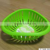 high quality new design heart-shaped plastic basket mould