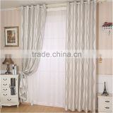 china supplier window,living room,shower Location and Blackout Feature polyester chenille cheap window curtains