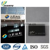 PMMA Lucite Weather Resistance Light Box Acrylic Board Back Lit Logo Day Night Black White Acrylic Sheet