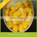 Delisious China Export Health Sweet Canned Pineapple Slices
