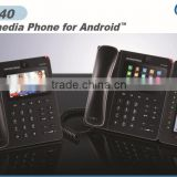 "GXV3240 Android Video IP Phone with 4.3"" Touchscreen LCD , with PoE"