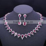 High quality AAA stone jewelry christmas gifts wholesale,jewelry sets for wedding & other occasions