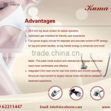 Kuma Shape III home body beauty anti cellulite/fat/body toxin removal vacuum oil suction machine