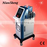 NEW Diamond salon Care With RF, Mesotherapy , facial exfoliator machine,medical microdermabrasion
