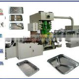 45T aluminum foil container making machine