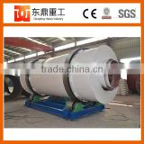Efficiency Rotary Sand Dryer/Quartz sand drying machine/silica sand dryer machine with ISO, CE Certificate