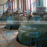 Energy regeneration Recycling waste oil to biodiesel plant with high output and high quality B100