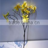 Home garden decoration 70cm hight yellow cornus chrysanthemum wedding flower EHMF03 0401