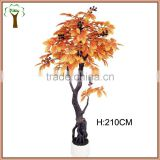 artificial chinese chestnut fruits tree