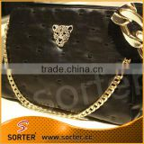 wholesale metal chain for bag handle purse chain