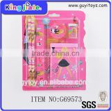 2015 New Year Soft cheap wholesale children's stationery set
