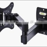 Heavy-duty Full-motion Swing arm wall mounts TV bracket TV holder /3-IN-1 Swivel & Tilt LCD Mount