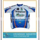 Men's cycling wear, cycling jersey, cycling clothing with coolmax material, high quality