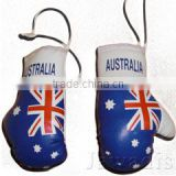 Fashion key chain mini boxing gloves/ Wrist Wrap Boxing Glove/ Sparring Gloves