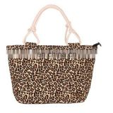 Leopard Modern Womens Cross Body Zip Leisure Shoulder Bags