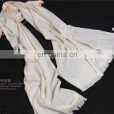 inner mongolia plain color 50% silk 50% cashmere scarf worsted women pashmina shawl scarves