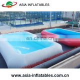 Custom Mini Inflatable Water Pool / inflatable water swimming pool, inflatable baby float water pool for kids