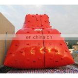 inflatable climbing mountain, inflatable water mountain