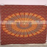 India supplier for 86x96inch Wall Hanging Tapestries Cotton Mandala Tapestry