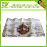Custom Logo Printed Promotional Cardboard Sunshade