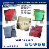 Customize new arrival high quality cutting board in many color