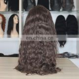 INQUIRY ABOUT indian remy hair wig body wave machine made wig 26 inch human hair wig