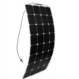 320W High effciency products of Monocrystalline Semi-flexible solar panel for home use